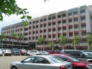 El Hospital Mario Rivas