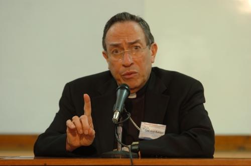 """El cardenal se ha """"desaparecido"""" después de su metida de pata"""
