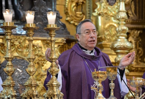 HONDURAS-VATICAN-RELIGION-POPE-RODRIGUEZ